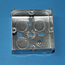 HOT sale Square Galvanized steel 3x3 junction box