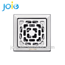 Stainless Steel Doual Use Garage concrete Floor Drain Plumbing Drainage With Plastic AUTO Closure