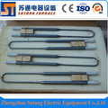 High Temperature 1800 MoSi2 heating element rod heater lab muffle furnace using MoSi2 rod