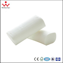 China wholesale price 3 ply custom toilet paper bamboo rolling paper raw material tissue paper