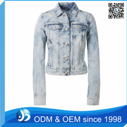 Fashion Women Women Short Pakistan xxx Jeans Jacket