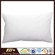 233TC 100% Cotton Pillow with polyfiber filling