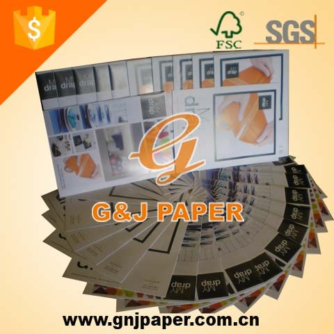 Art Paper 128g Catalogue Printing Service