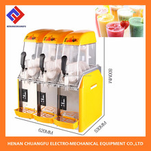 Wholesale frozen drink fruit slushie smoothie vending machine