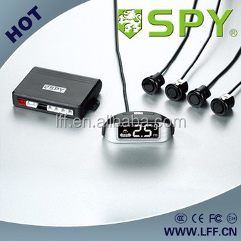 SPY HOT SELLING wireless LCD car parking sensor
