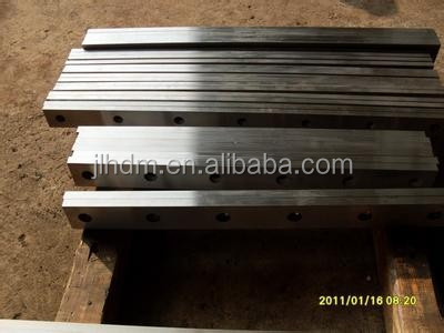 hot sale industrial guillotine shear blades for shearing machine
