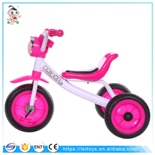 New folding children tricycle 3 years old kids toys baby tricycle with music and light