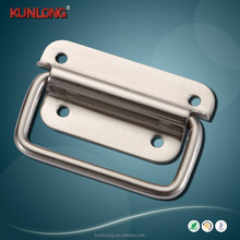 SK4-020 Stainless Steel 304 Chest Freezer Handle Locks Folding Door Handle