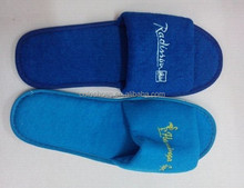 Coface flip flops thongs terry cloth fabric slippers