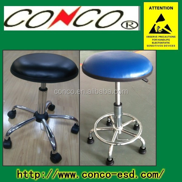 esd chair footrest rings