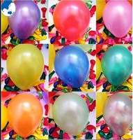 special reusable advertising rubber round balloons from China