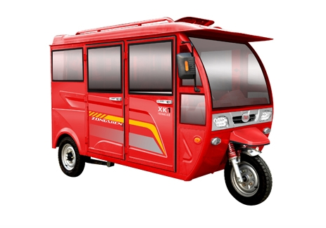 China electric or gasoline three wheel tuk tuk rickshaw motorcycle /adult electric tricycle taxi