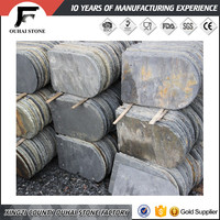 Wholesale slate stone quarry roofing slate brick and tiles with various shapes