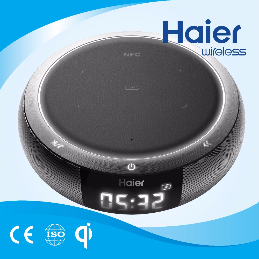 Wholesale Haier Inductive Charging Bluetooth Speaker with APP Control
