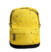 Soft Type and Day Backpack Use bag