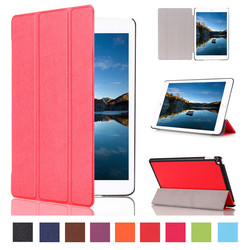 Hot selling Fashional (caster-grain) flip leather tablet case for Apple iPad Mini 4 leather tablet case for iPad Mini 4