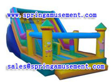 inflatable water slide for kids and adults inflatable slip and slide water slip slide SP-SL091