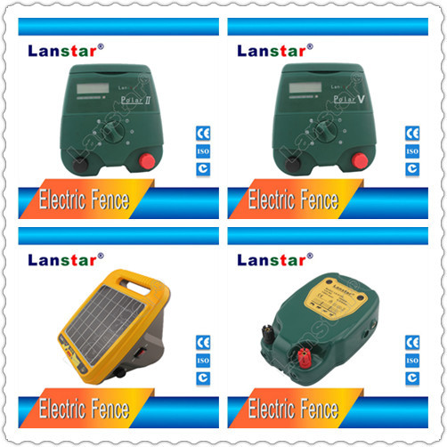 Agriculture Protect vegetable farm Electric fence energizer secure livestock defend wild animals elephant wolf