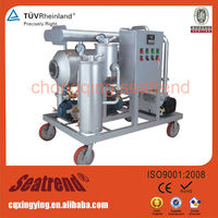 Effictive Industrial Multi-function High Vacuum Transformer Oil Purifier/Transformer Oil Filter System/Oil Refinery Equipment