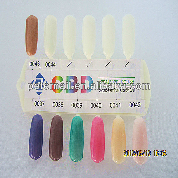 Nail Glitter Gel Professional Manufacturer Supply