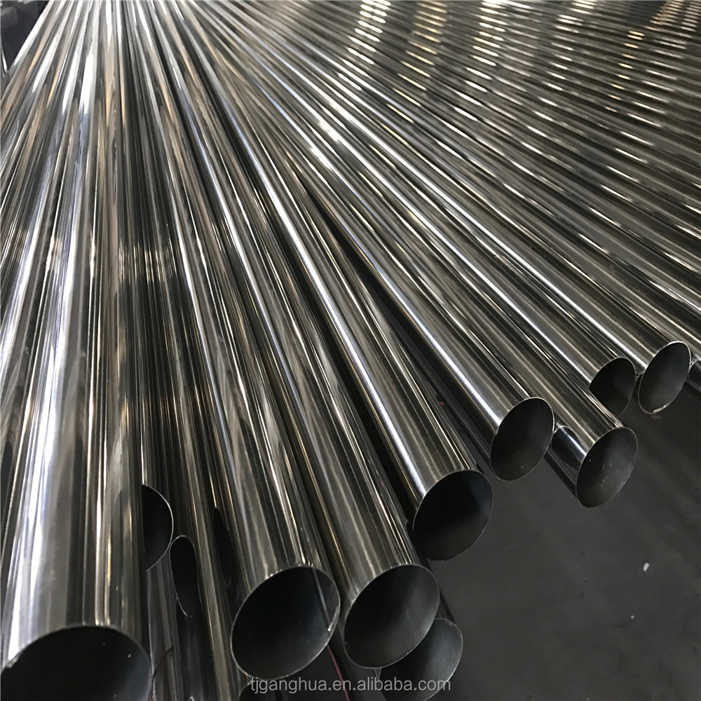 Industrial Stainless Steel Tube China 304 304L Seamless Stainless Steel Pipe
