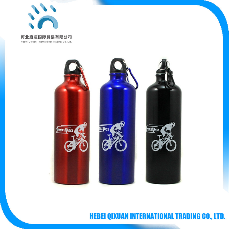 750ml Promotional Aluminum Drinking Cold Color Changing Water Bottle