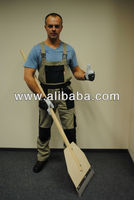 Professional hand tool for PVC sports flooring, linoleum and industrial carpets.