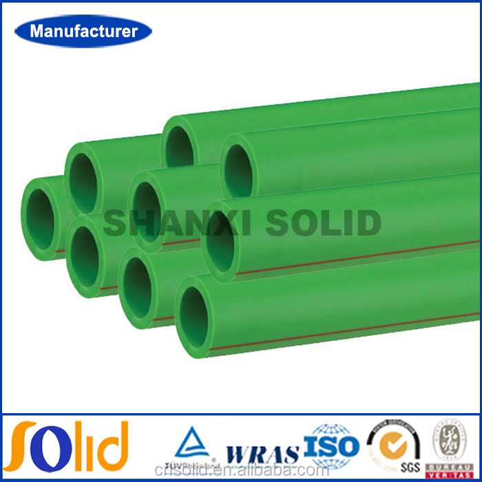 Cold and Hot Water PPR Pipe (PP-R Pipe DIN/8077/8078)