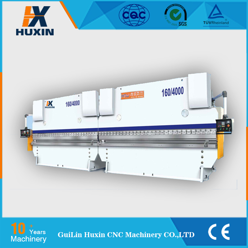 second hand 2-PB/PR Series dual-machine linked hydraulic press plate bending machine russian exports