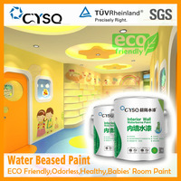 Water Based spray paint for children furniture