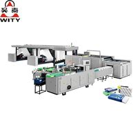 2017 high speed model DTCP series full automatic A4 size paper cutting machine price