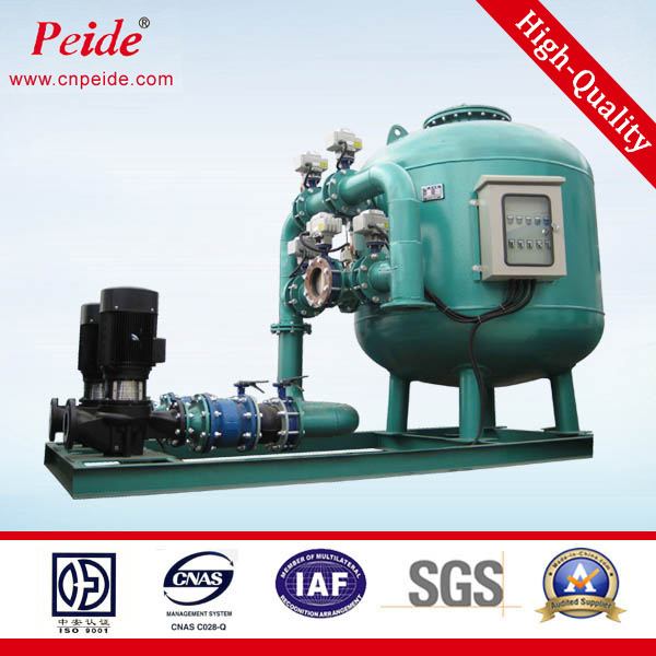 Sand filter for water treatment / water filter manufacturer / filter cylinder for water filters