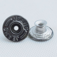 Factory bulk discount wholesale price half ball shank buttons