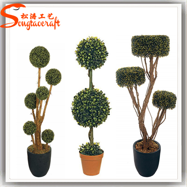 Ordinary Artificial Topiary Trees Cheap Part - 3: Fake Topiary Tree Part - 39: Hot New Products For 2015 Outdoor Artificial  Boxwood Topiary