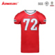 Factory Custom Made Design Your Own Sublimated American Football Jersey