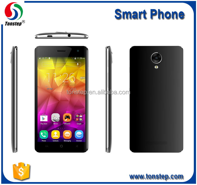 "5.5"" MTK 6592M octa core Dual SIM card Dual standby 1GB+8GB Andriod 5.1 3G smart phone for sale"