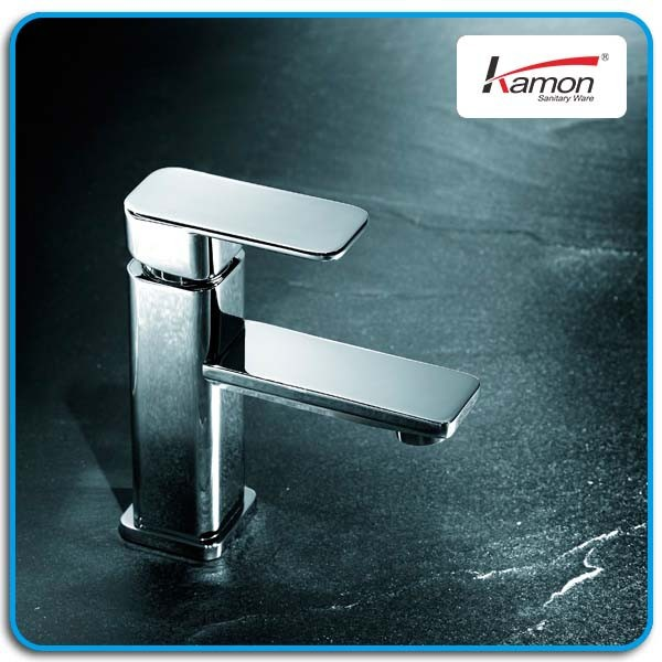 To Save Water Tuscany Brass Basin Faucet