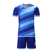 wholesale custom new model soccer football jersey sports shirt sublimated jersey