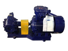 China AOLI KCB series unload oil gear pump