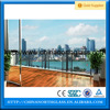 outdoor 2mm-24mm Clear Tempered Glass