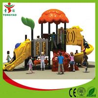colorful children outdoor playground padding for sale
