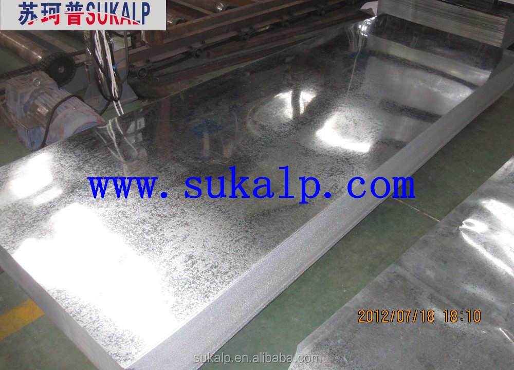 Galvanized Iron Sheet