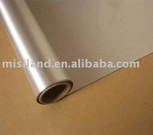 Roll size inkjet silk silver film & metalized inkjet film & metallic photo paper( for inkjet printers, photo quality)