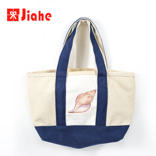Custom ladies wholesale beach tote handbags bag canvas