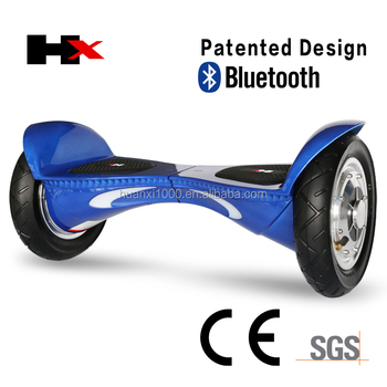 2 Wheel Hoverboard, Smart Electric HX Mini Self Balance Scooter for adults