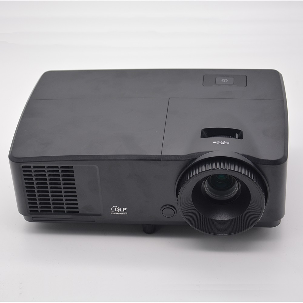 SINOSAL SINO-LL011 3000 lumens projector 800x600 resolution DLP Lamp education multimedia video projector
