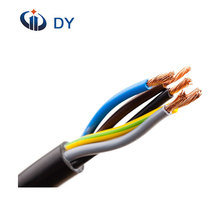 Heavy Duty Strand Copper Conductor PVC Insulated Flexible Electric Wire for foregin market made in China