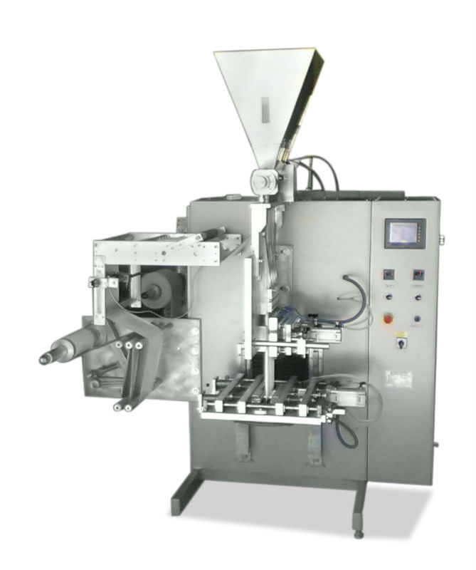 SVFM Stick Type 5-Line Volumetric System powdered flavored drinks,sugar,salt,spices,similar granular products Filling Machine