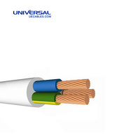 Harmonized Standard Industrial Cables H05VV-F/SJT
