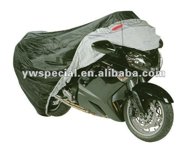 Outdoor waterproof durable foldable shelter motorcycle tent cover